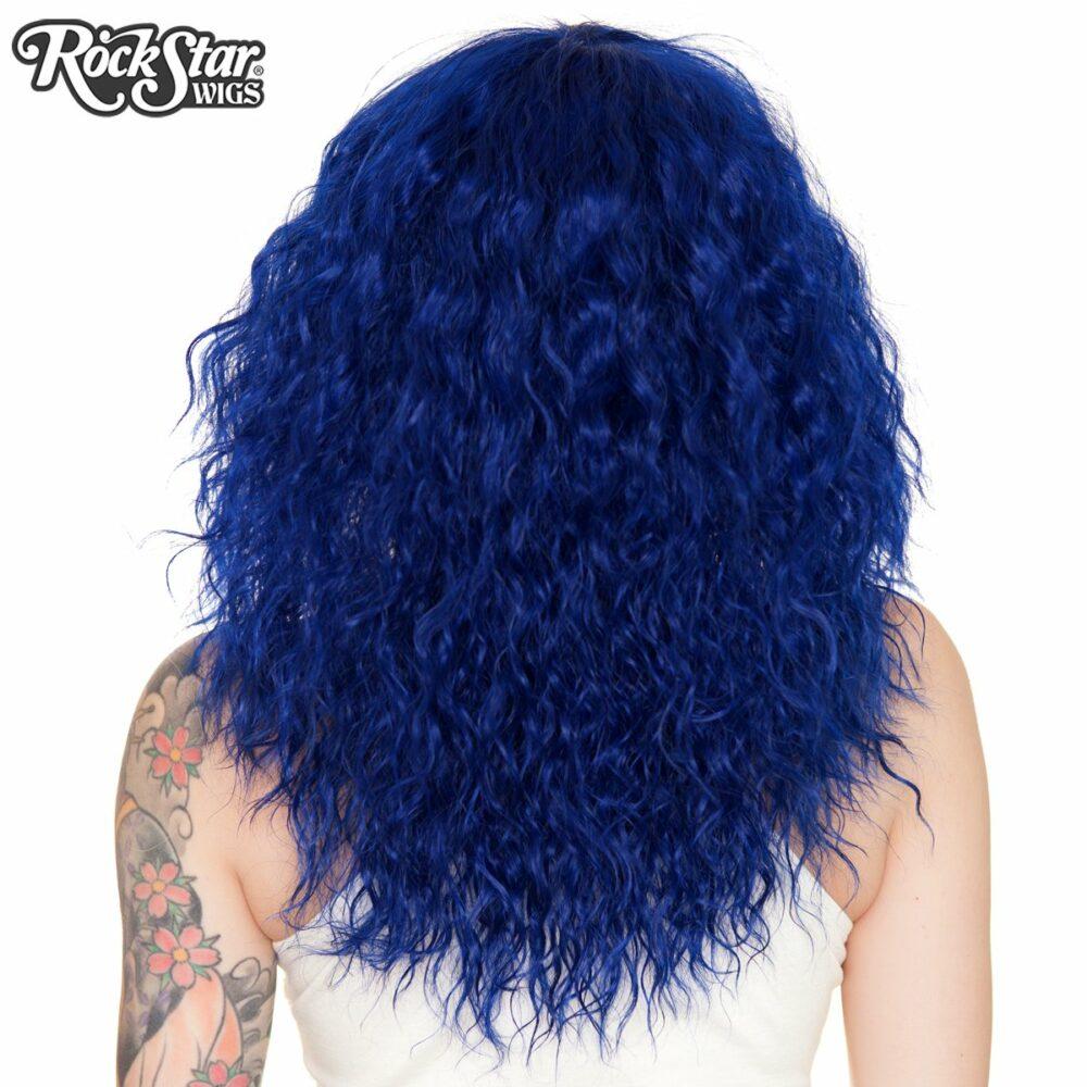 Perruque cobalt rhapsody arrière coupe droite