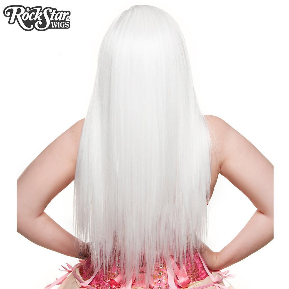 perruque blanche bella de dos