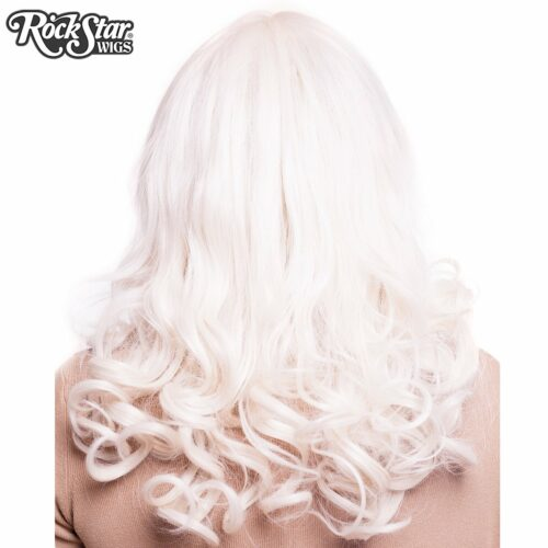 Perruque blonde travesti dragqueen
