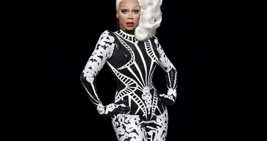 rupaul icone drag queen