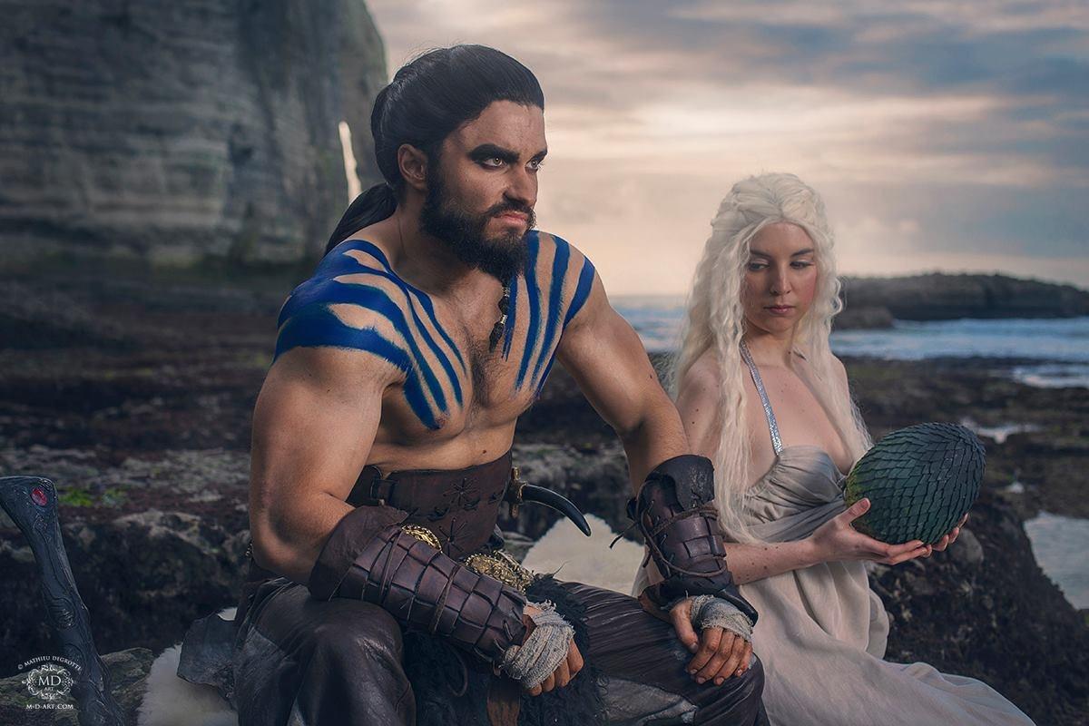 dothraki go et khaleesi